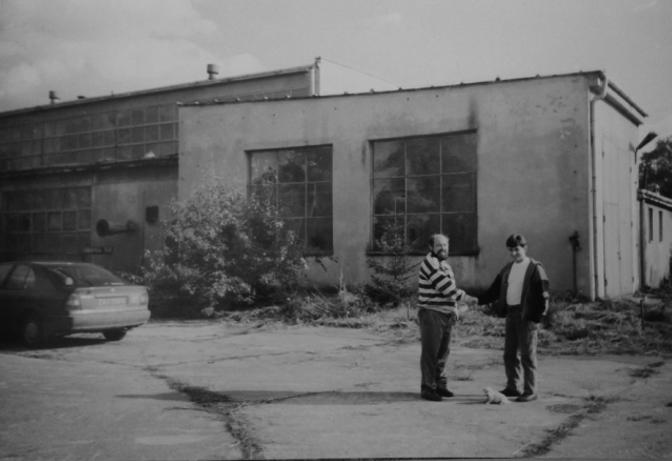 firma Vidawo w 1995 roku